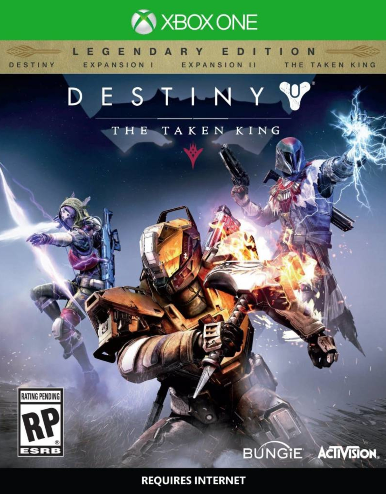 Destiny The Taken King Expansion - XBOne NEW