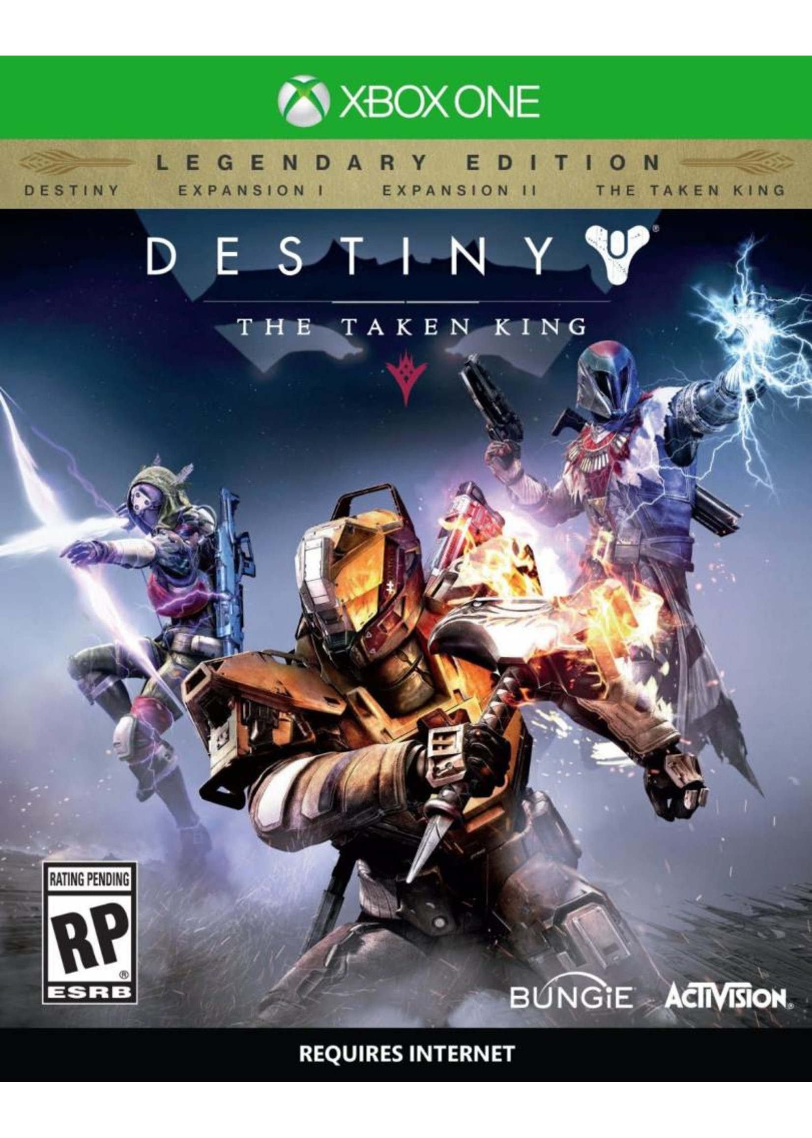 Destiny The Taken King Expansion - XBOne NEW