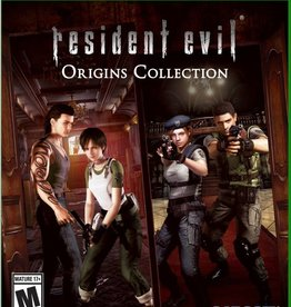 Resident Evil: Origins Collection - XBOne NEW