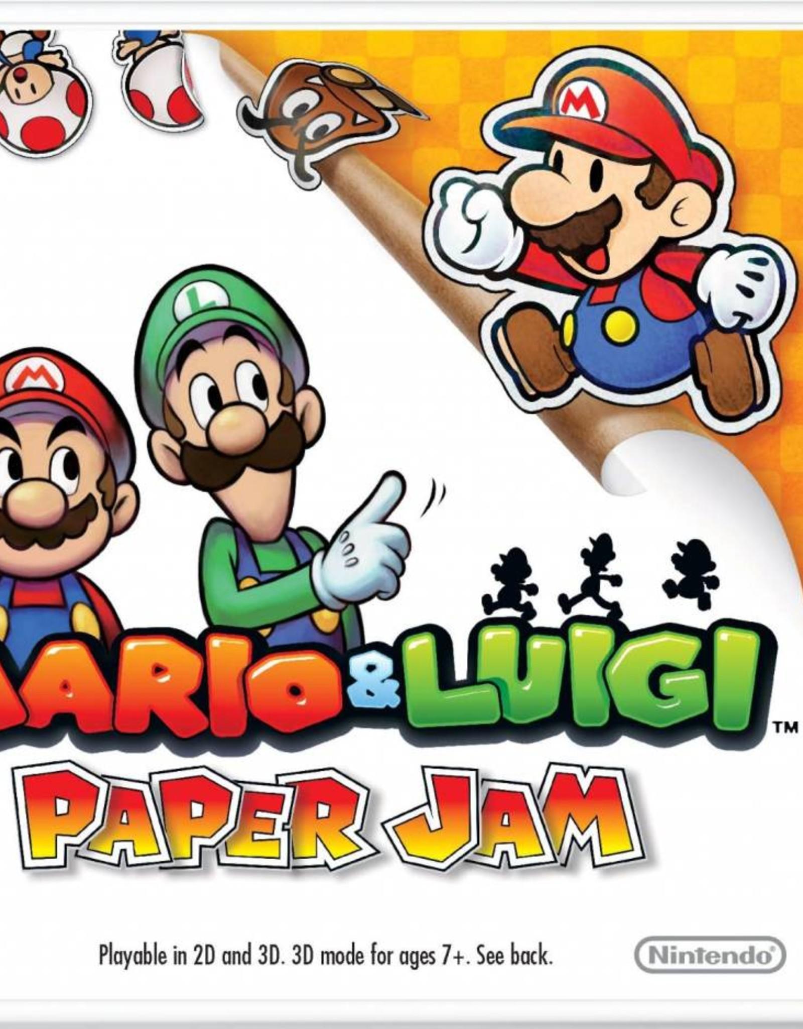 Mario & Luigi: Paper Jam - 3DS NEW
