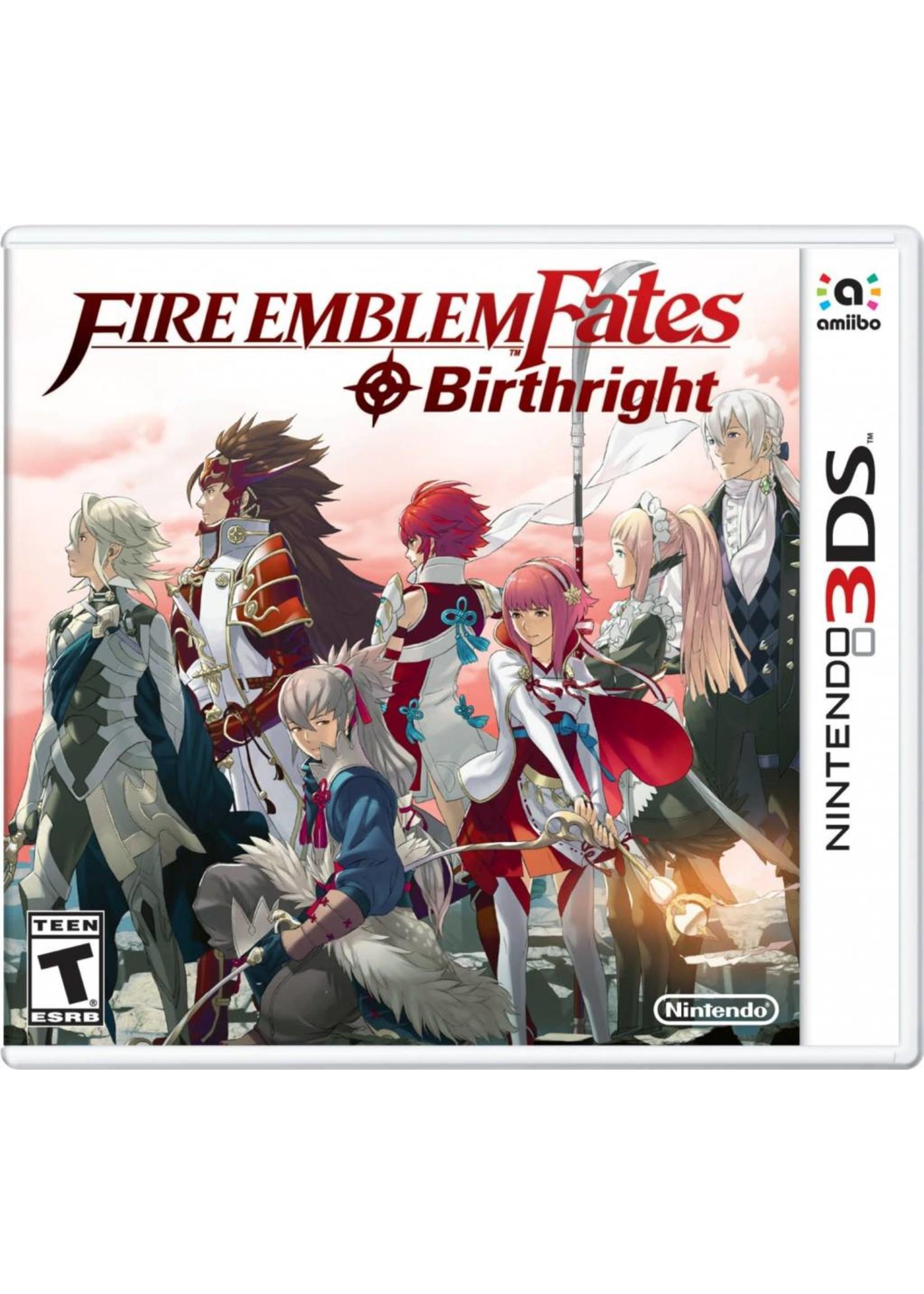 Fire Emblem: Birthright - 3DS NEW