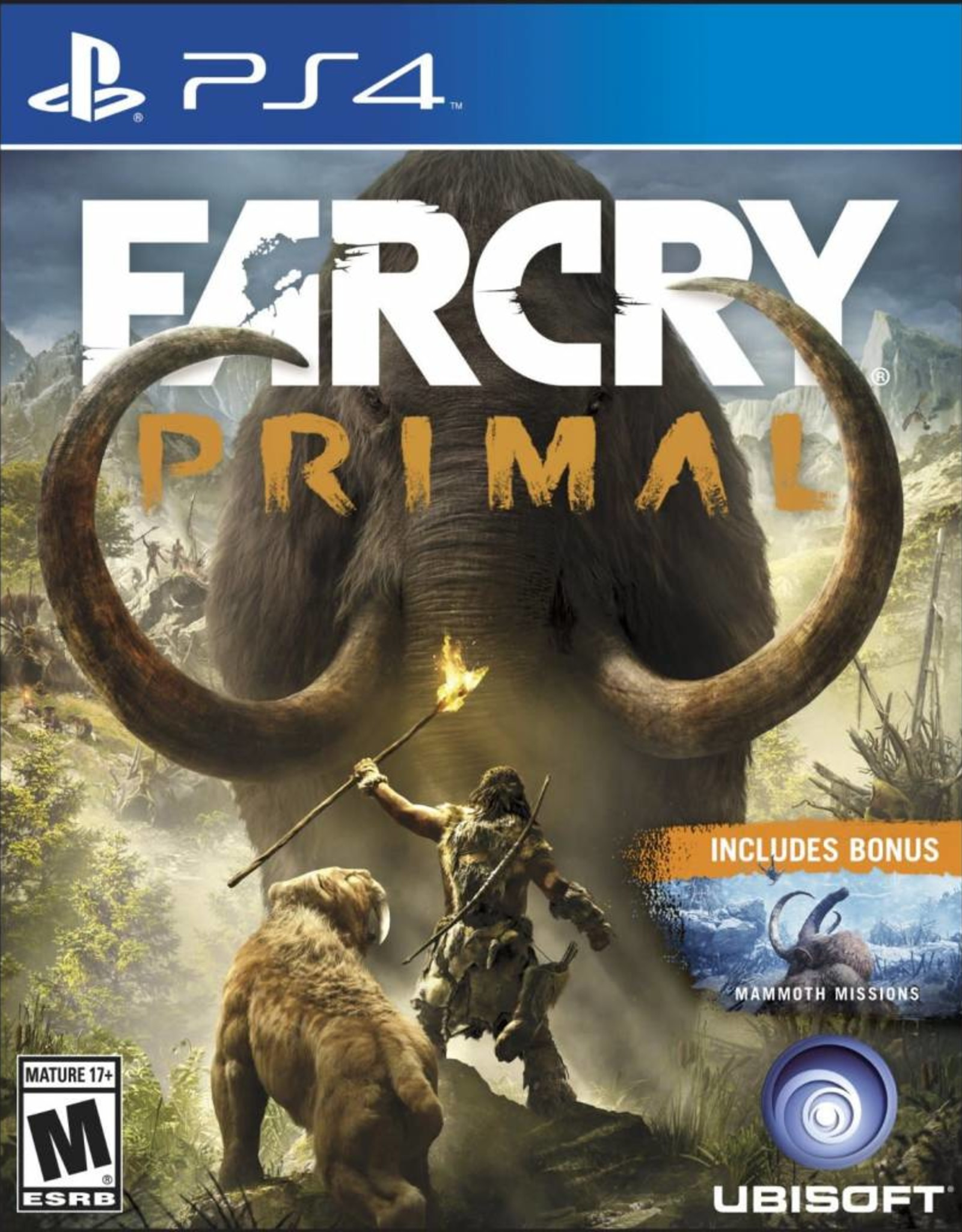 Far Cry Primal - PS4 NEW