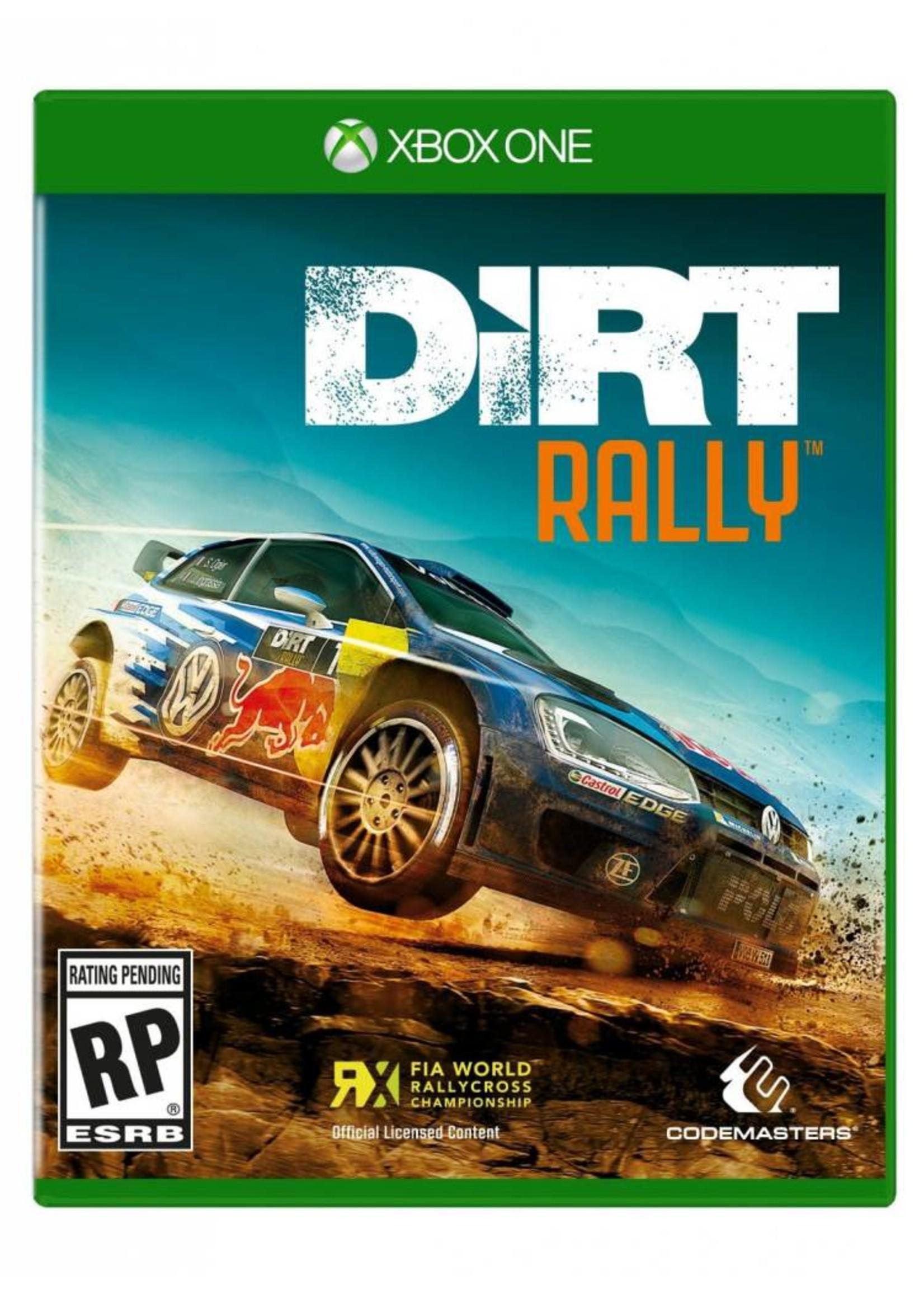 Dirt Rally - XBOne NEW