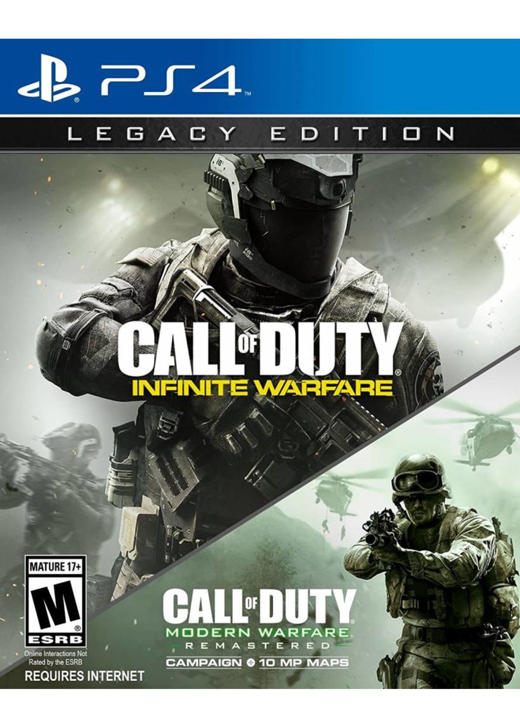 Call of Duty: Infinte War Legacy Edition - PS4 NEW