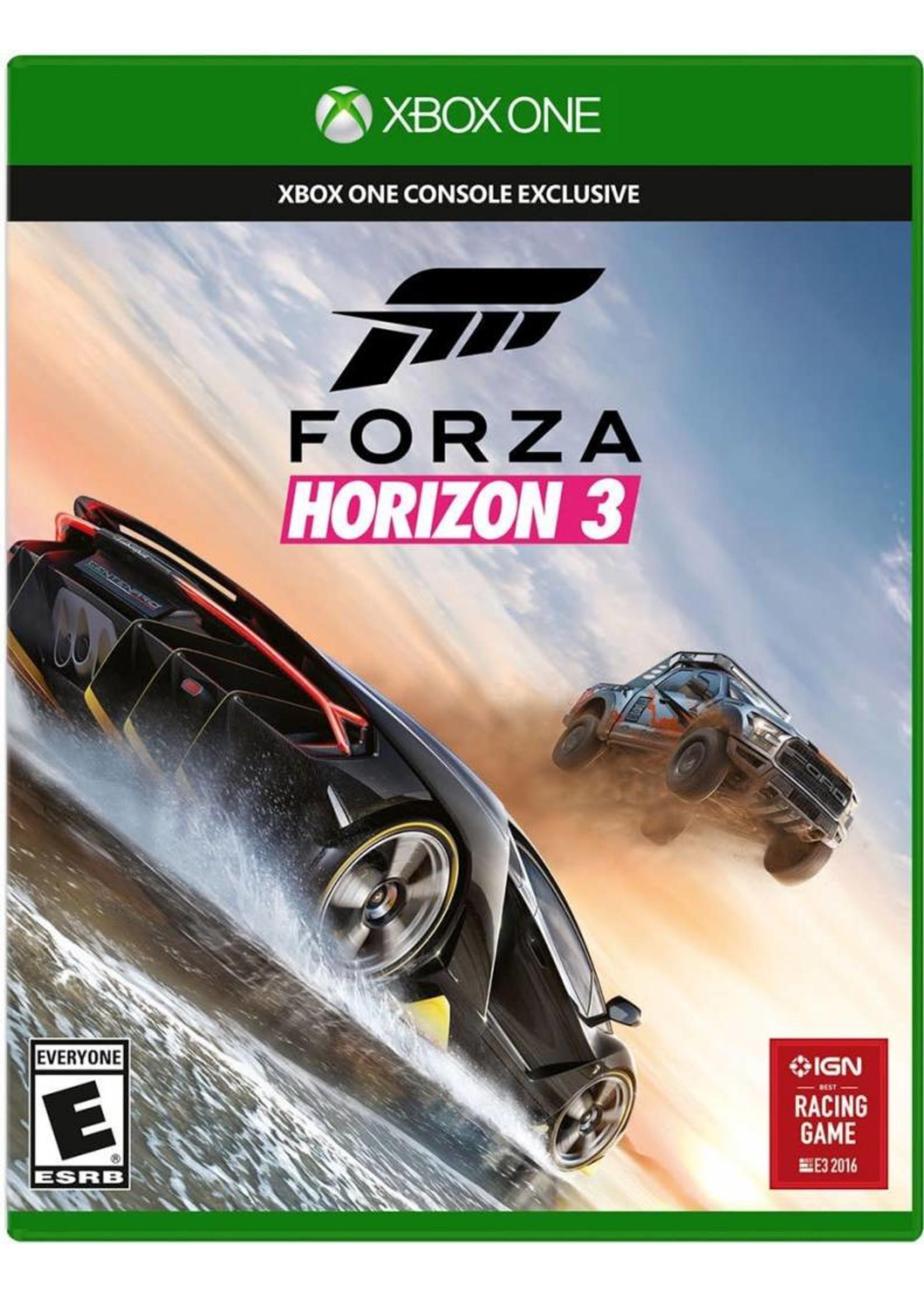 Forza Horizon 3 - XBOne NEW