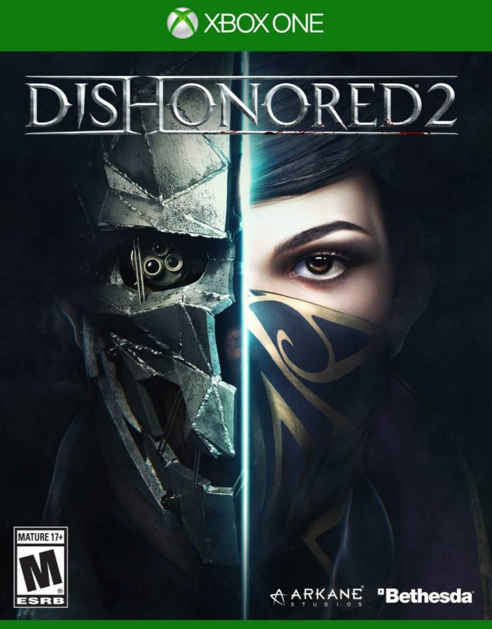 Dishonored 2 - XBOne NEW