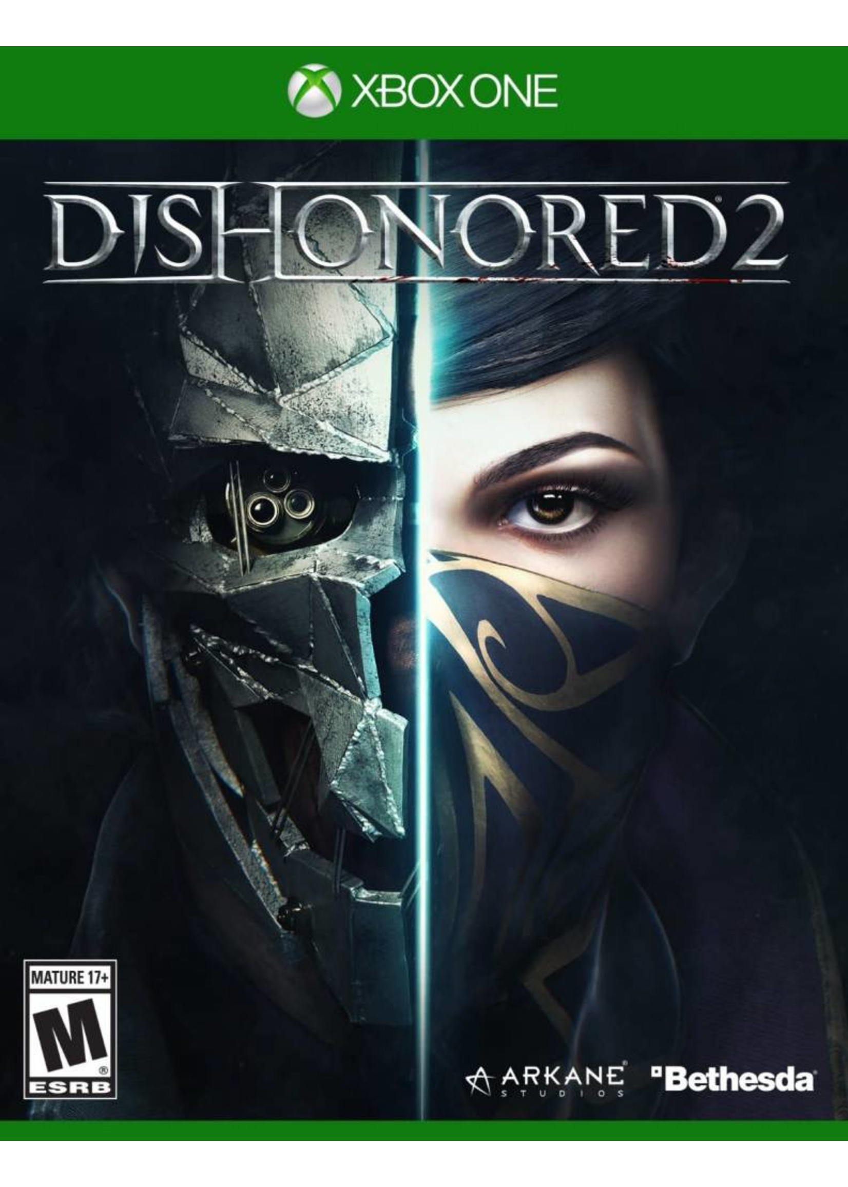 Dishonored 2 - XBOne NEW