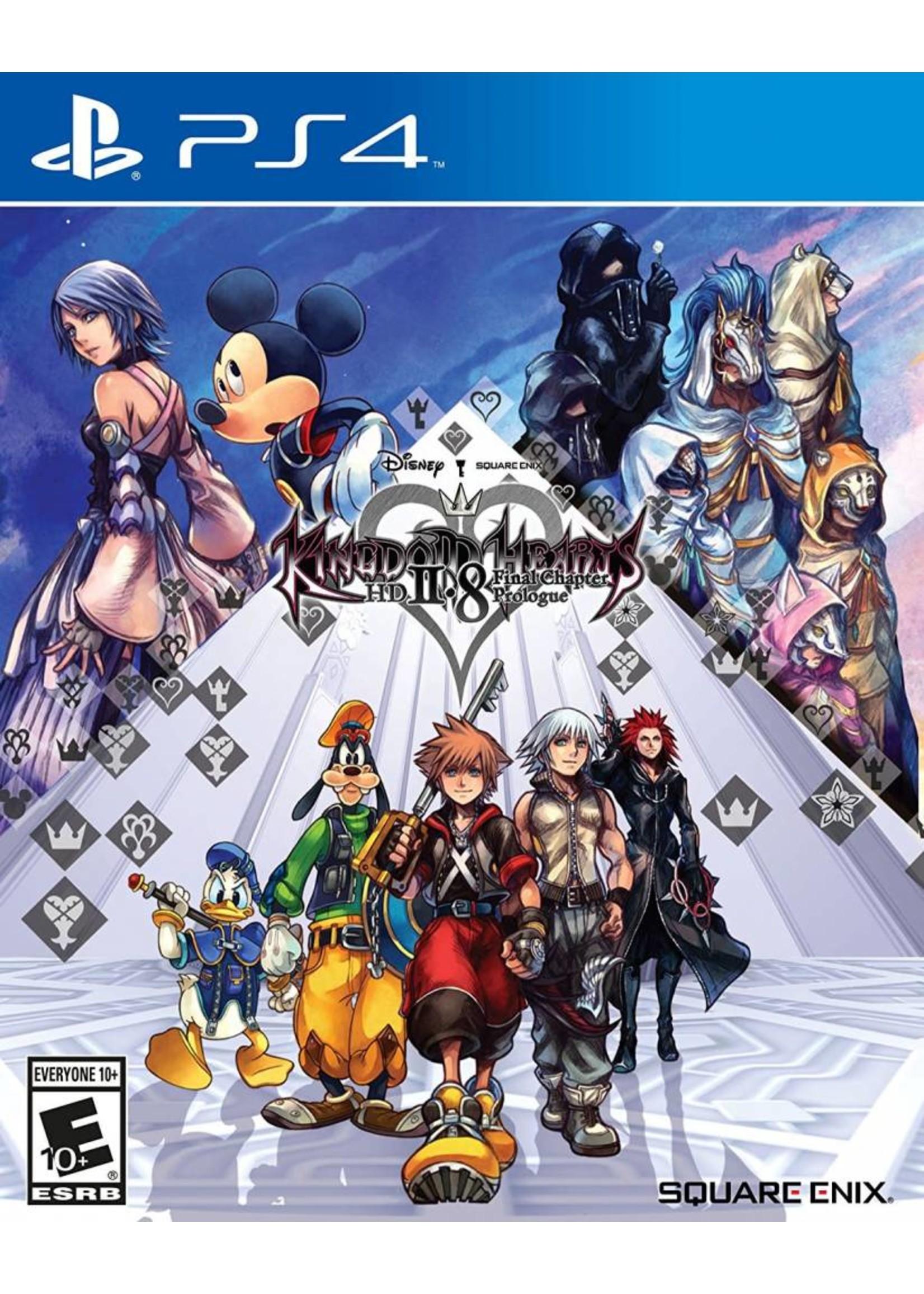 Kingdom Hearts HD 2.8 - PS4 NEW