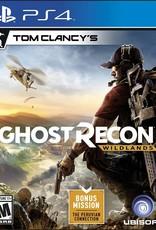 Ghost Recon Wildlands - PS4 NEW