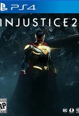 Injustice 2  - PS4 NEW