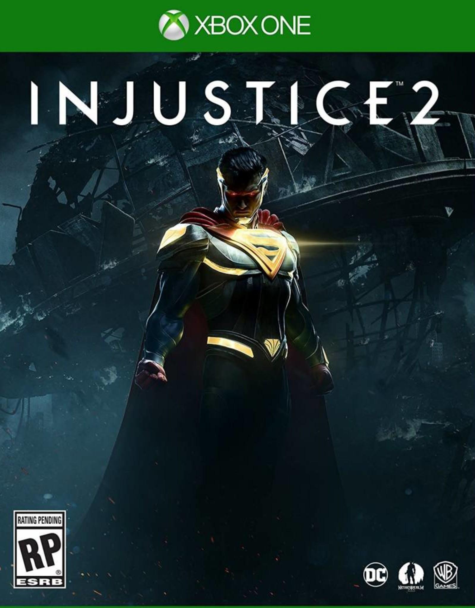 Injustice 2 - XBOne NEW