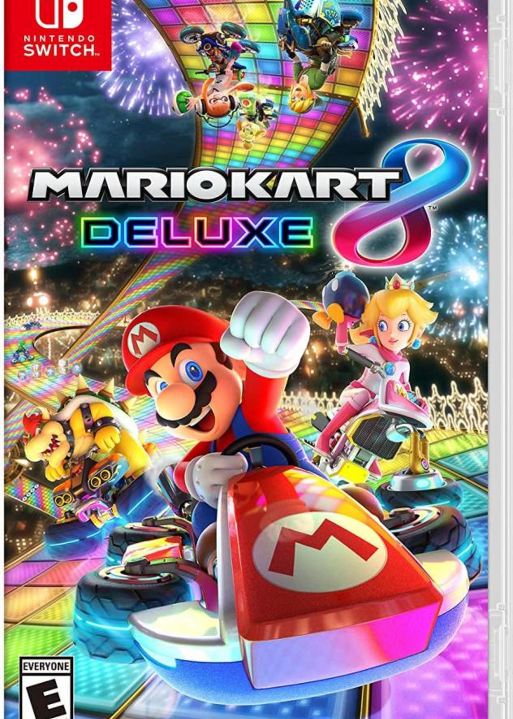 Mario Kart 8 Deluxe - SWITCH NEW