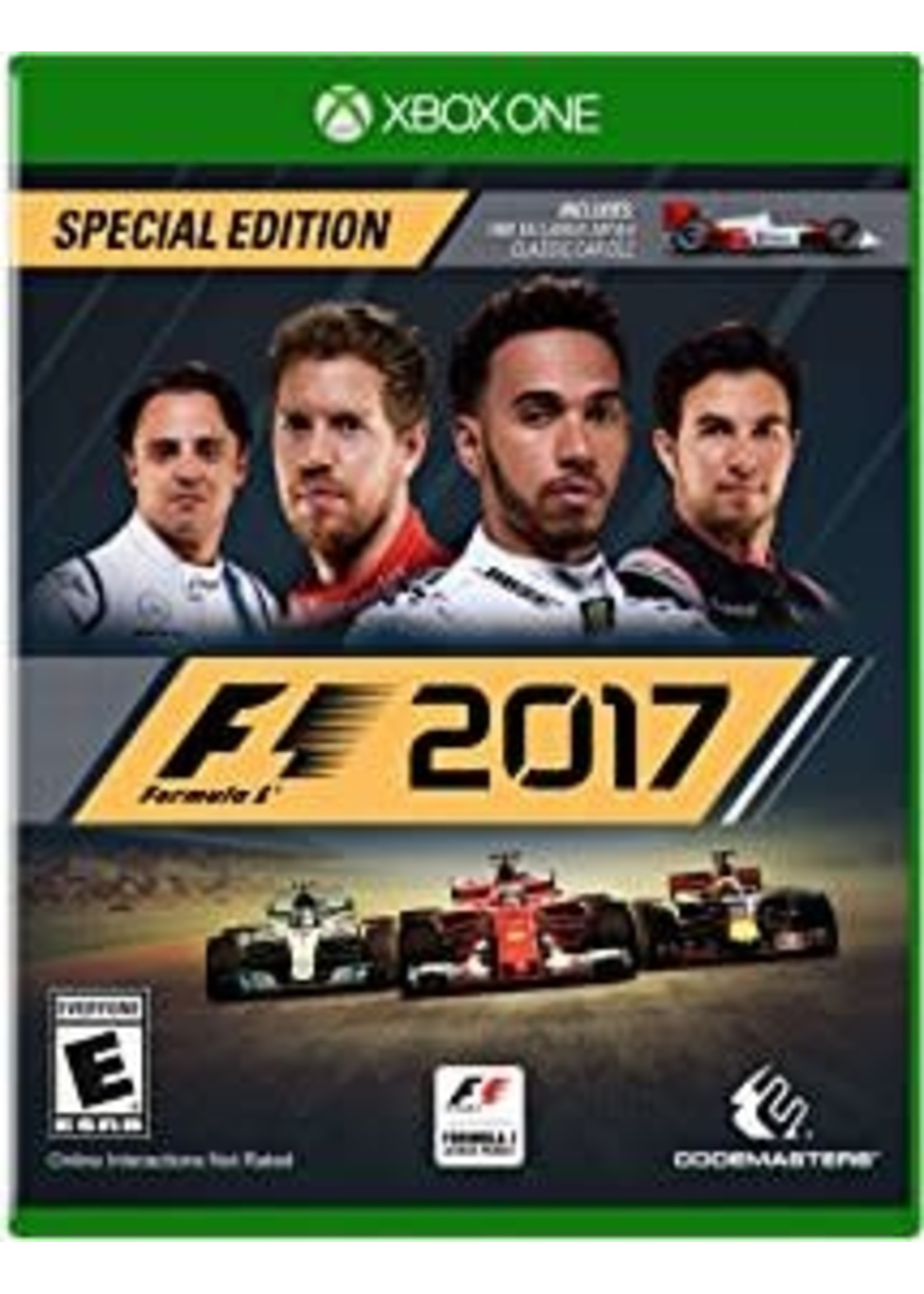F1 2017 - XBOne NEW