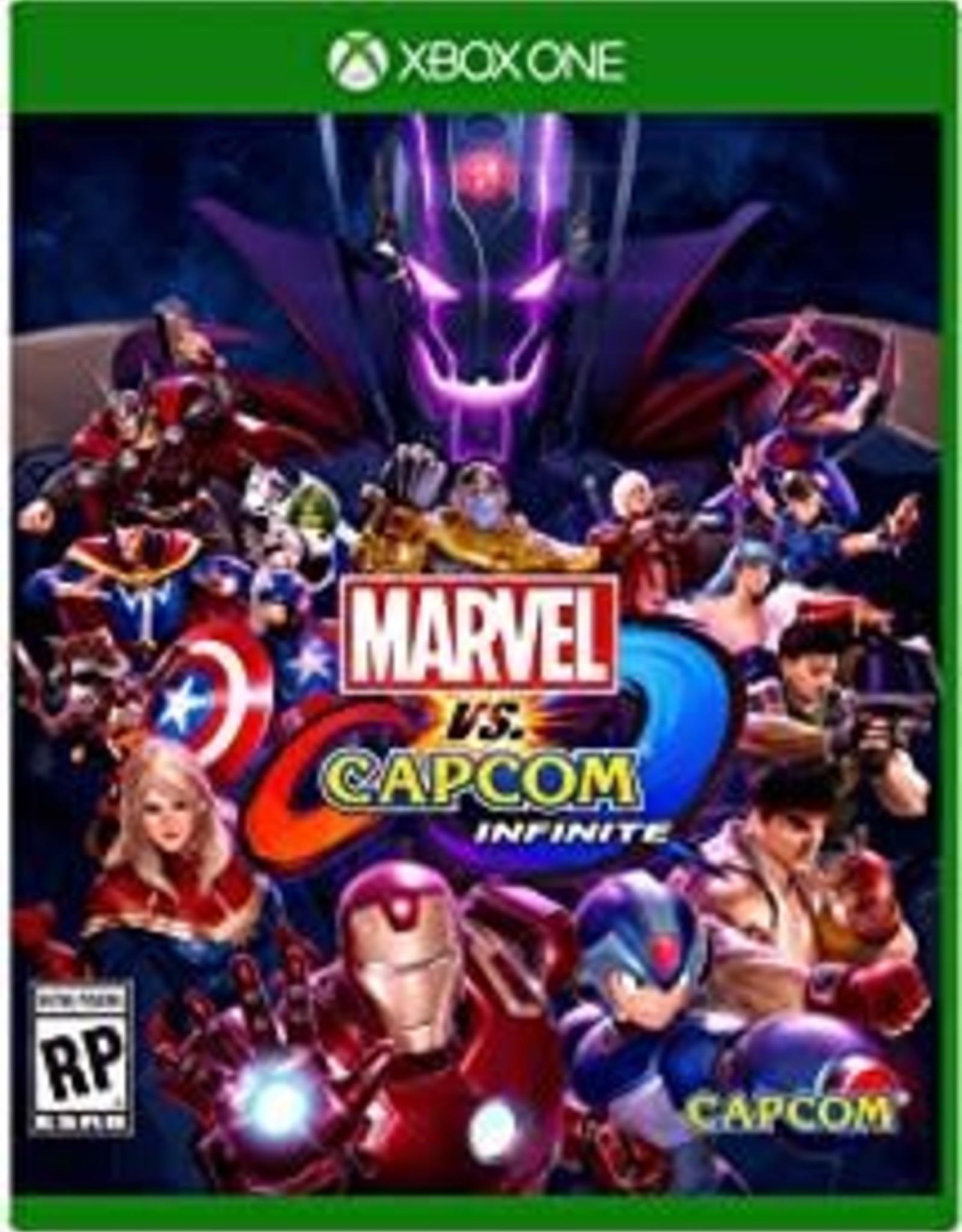 Marvel Vs. Capcom: Infinite - XBOne NEW