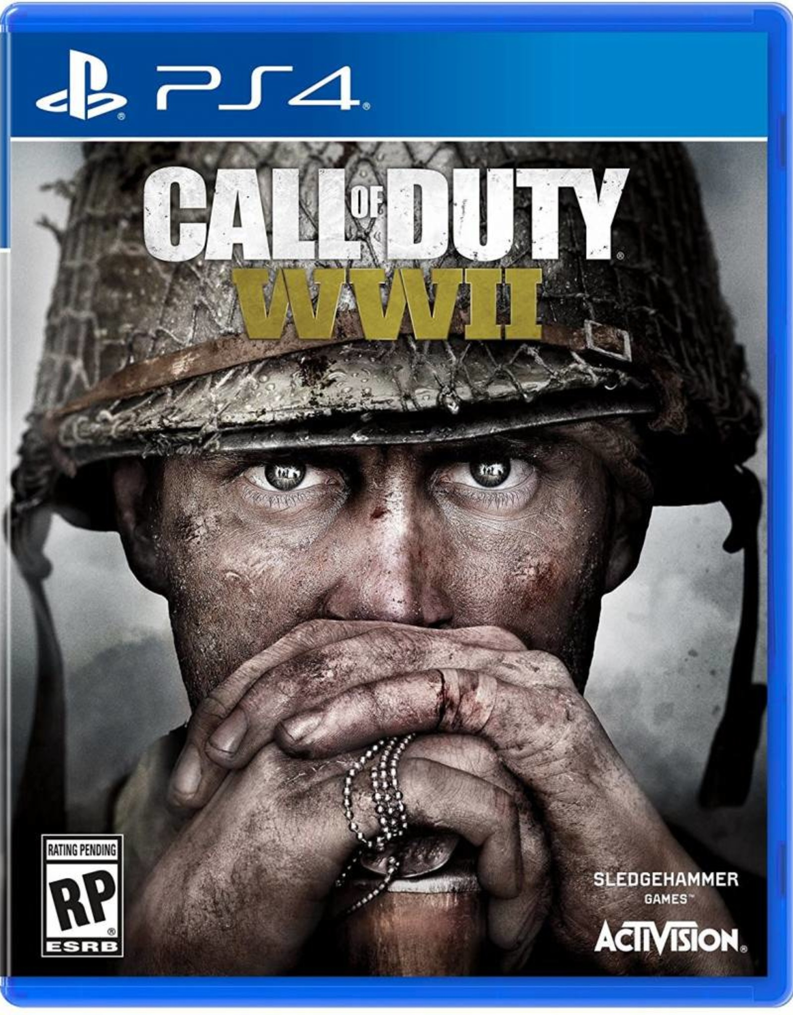 Call of Duty: WWII - PS4 NEW