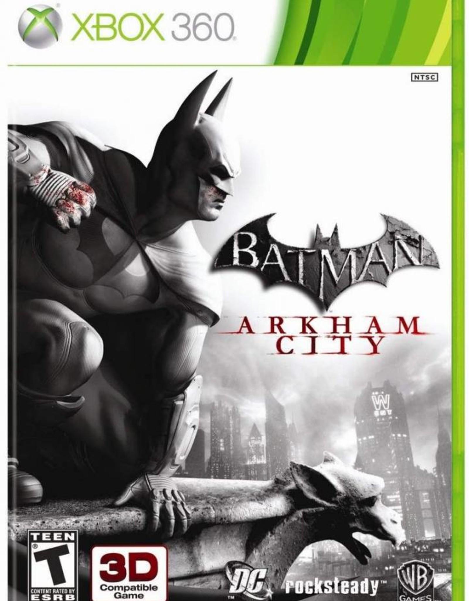 Batman Arkham City DLC - XB360 NEW