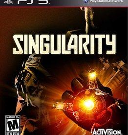 Singularity - PS3 NEW