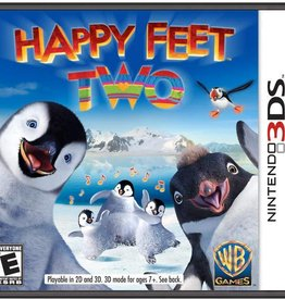Happy Feet Two - 3DS NEW