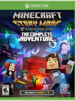 Minecraft Story Mode DLC - XB360 NEW