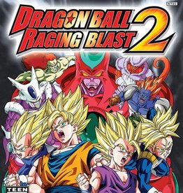 Dragon Ball Z: Raging Blast 2 - XB360 NEW