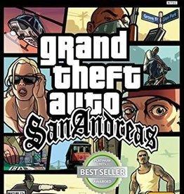 GTA Grand Theft Auto San Andreas - XB360 / XBONE NEW
