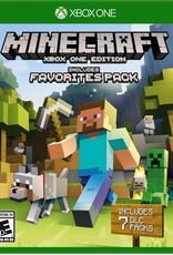 Minecraft Favorites Pack - XBOne NEW