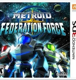 Metroid Prime Federation - 3DS NEW