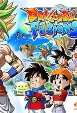 Dragon Ball Fusions - 3DS NEW