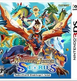 Monster Hunter Stories - 3DS NEW