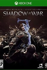 Middle Earth Shadow of War - XBOne NEW