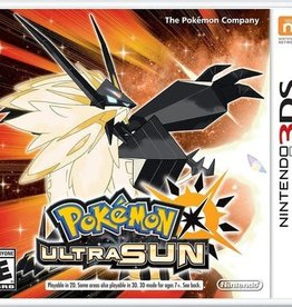 Pokemon ULTRA Sun - 3DS NEW