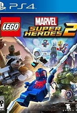 LEGO Marvel Superheroes 2 - PS4 NEW