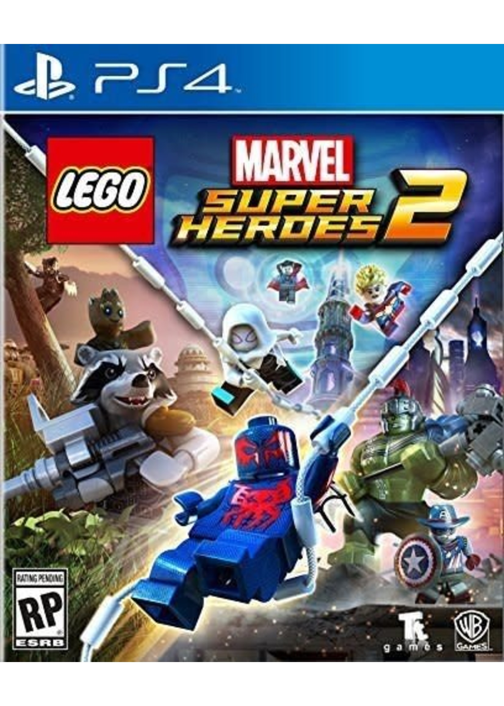 LEGO Marvel Superheroes 2 - PS4 NEW