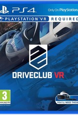 Driveclub VR - PS4 NEW