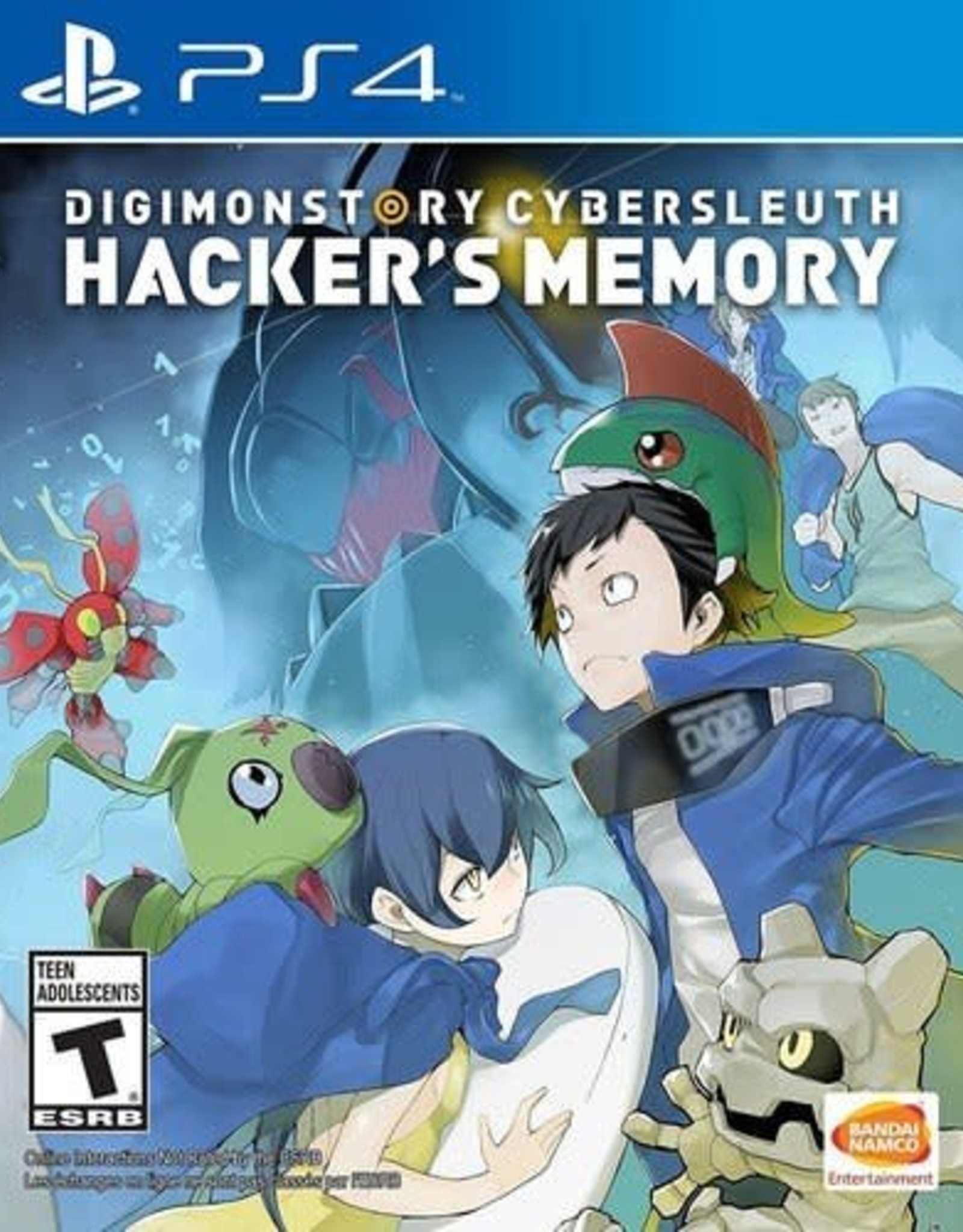 Digimon Hacker Memory - PS4 NEW