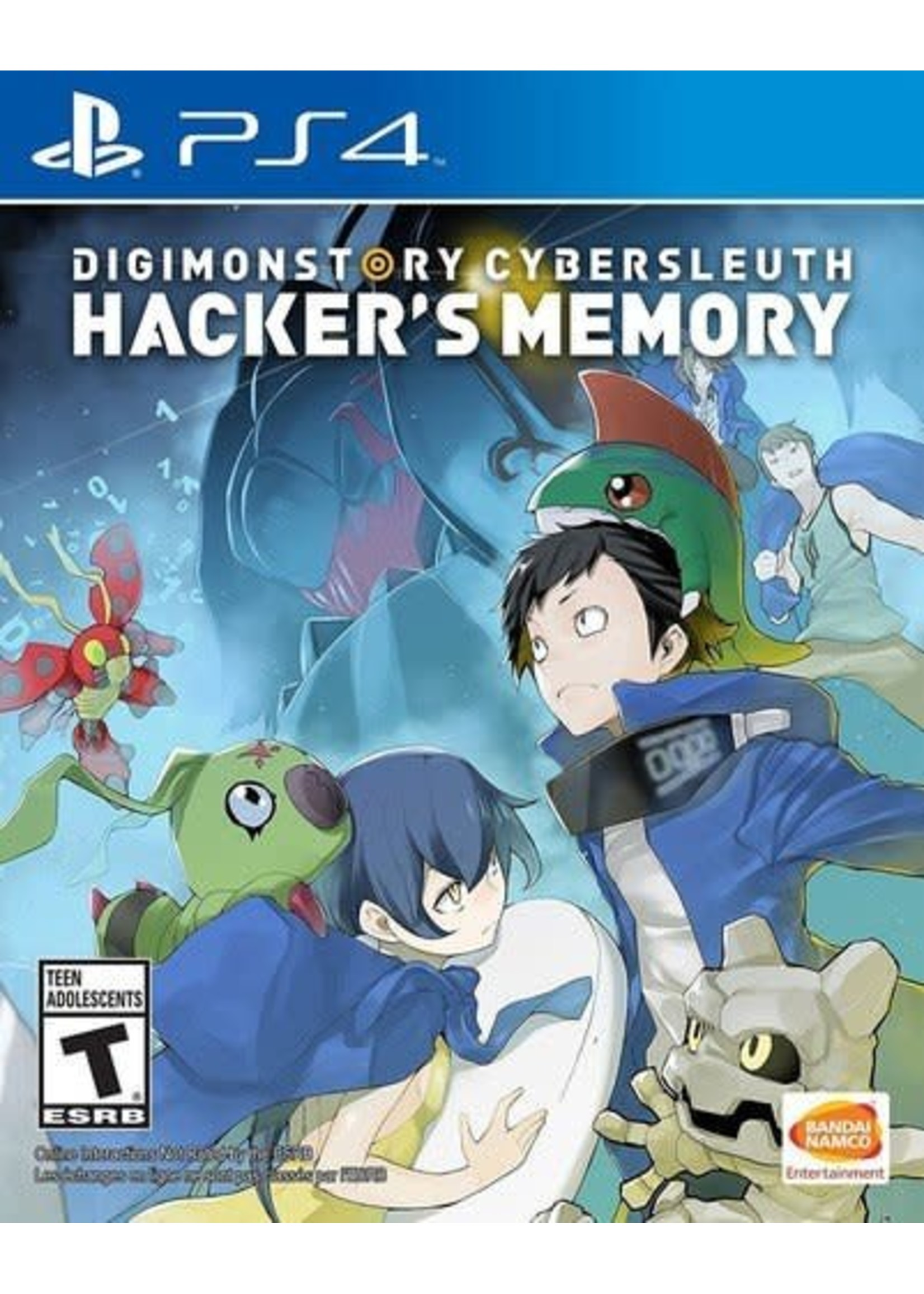 Digimon Hacker Memory - PS4 NEW