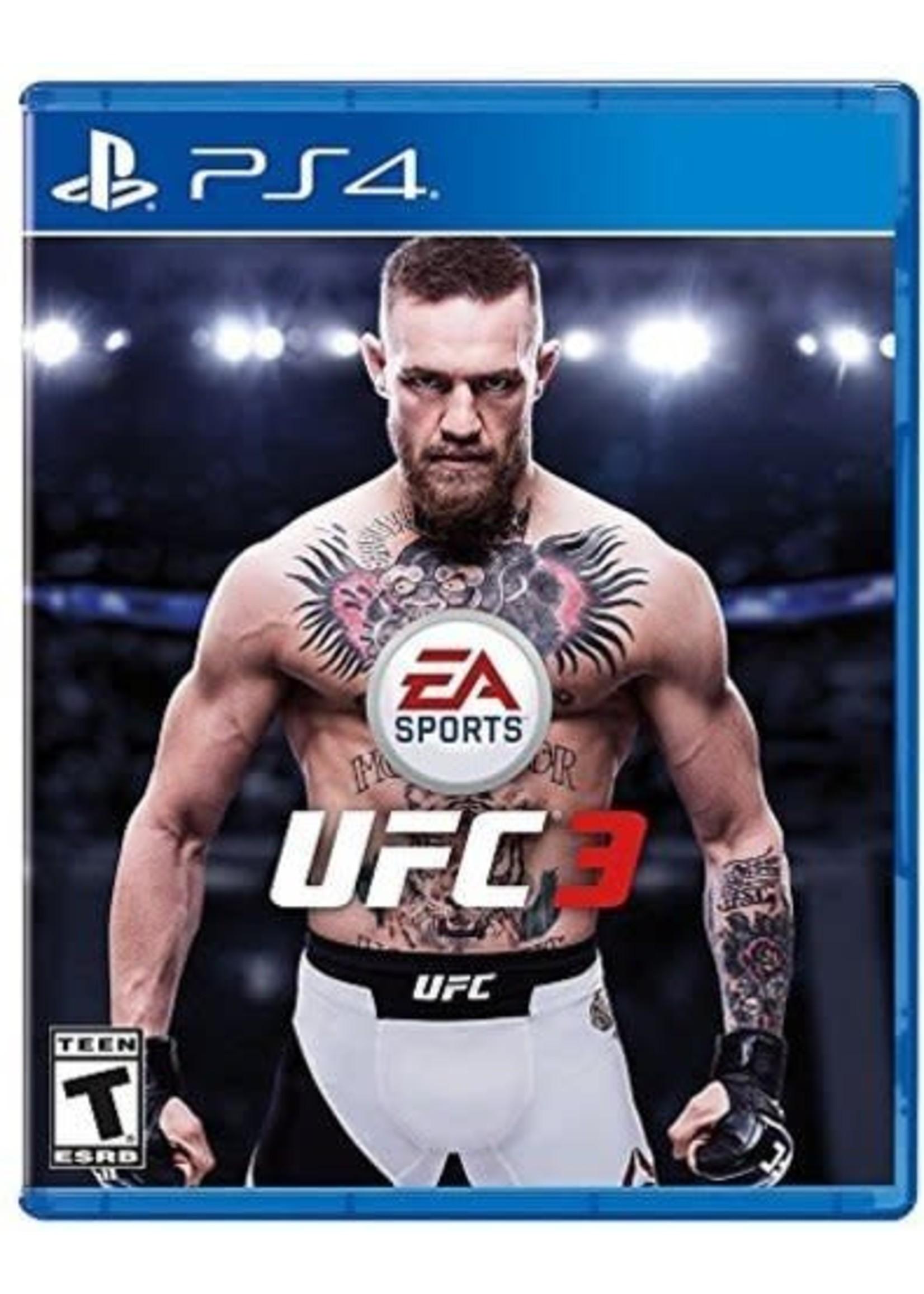 EA Sports UFC 3 - PS4 NEW