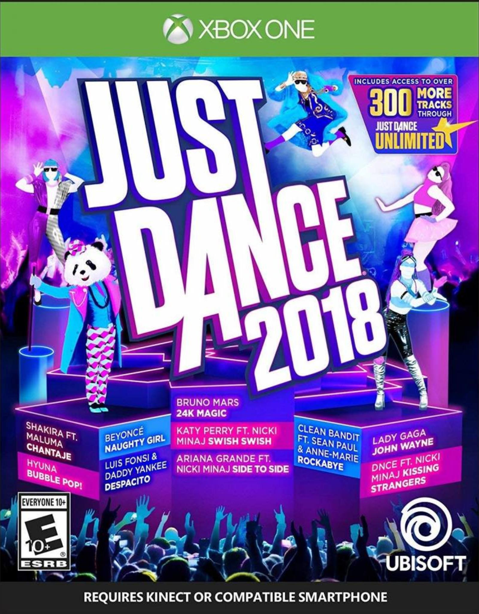 Just Dance 2018 - XBOne NEW
