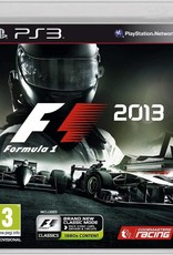 F1 2013 Classic Edition - PS3 PrePlayed