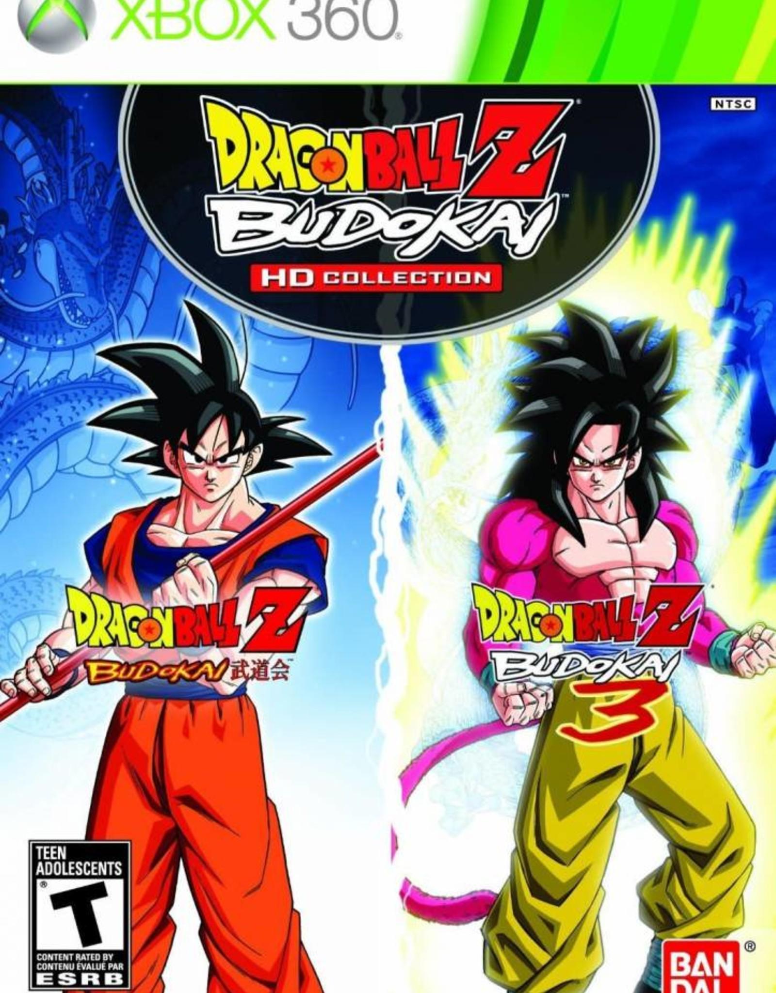 Dragon Ball Z: Budokai HD Collection - XB360 PrePlayed
