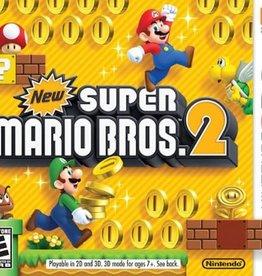 New Super Mario Bros. 2 - 3DS PrePlayed