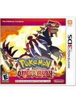 Pokemon Omega Ruby - 3DS PrePlayed