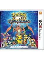 Pokemon Super Mystery Dungeon - 3DS PrePlayed