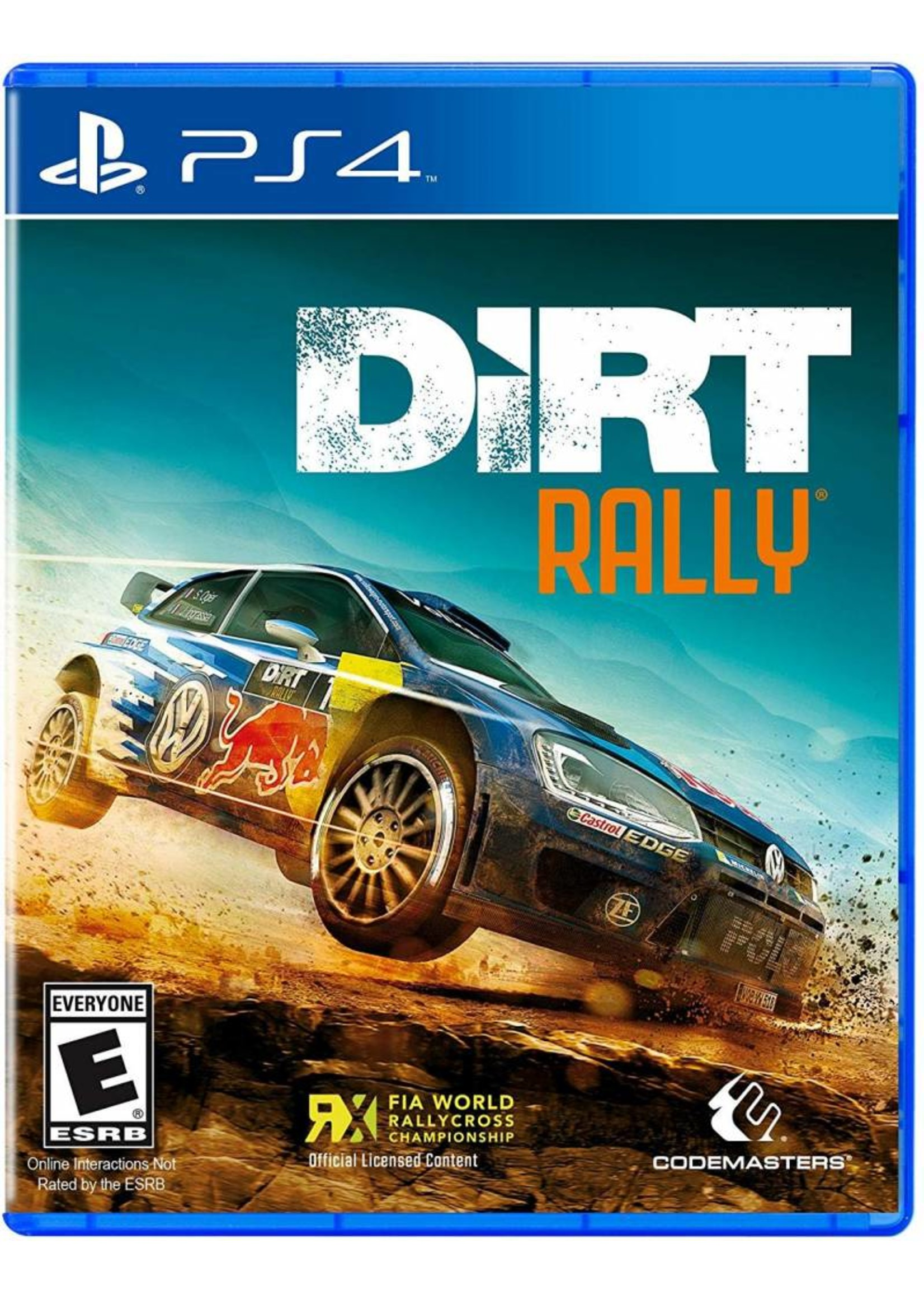 DiRT Rally - PS4 PrePlayed