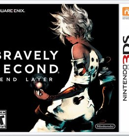 Bravely Second End Layer - 3DS PrePlayed
