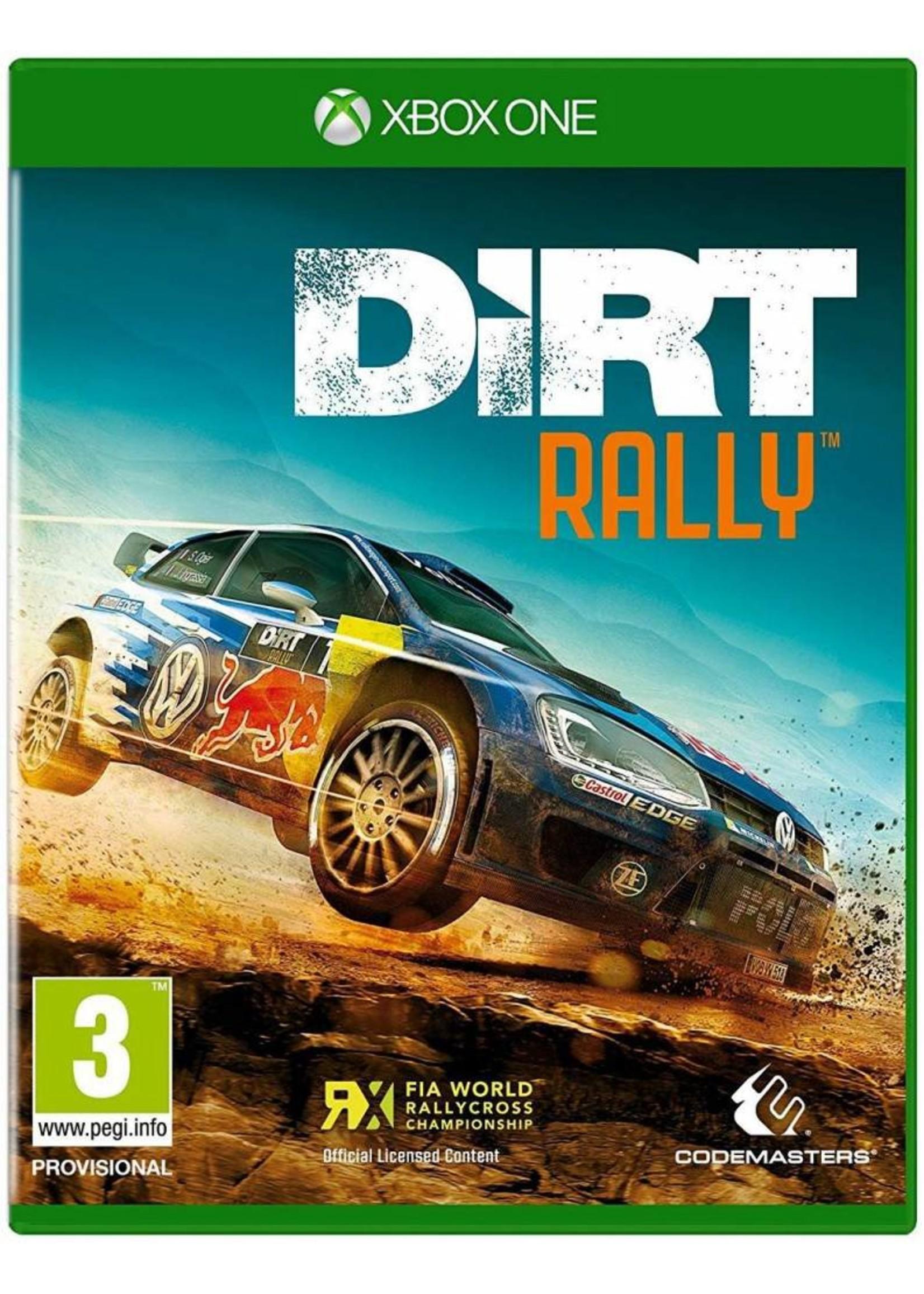 DiRT Rally - XBOne PrePlayed