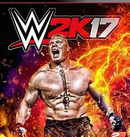 WWE 2K17 - PS3 PrePlayed