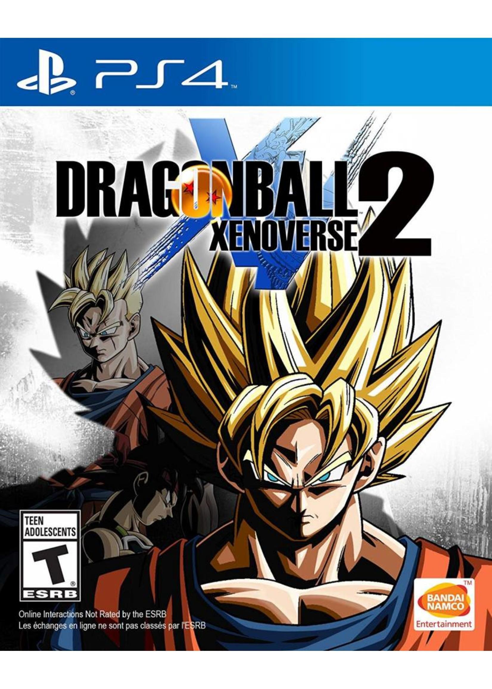 Dragon Ball Z: Xenoverse 2 - PS4 PrePlayed