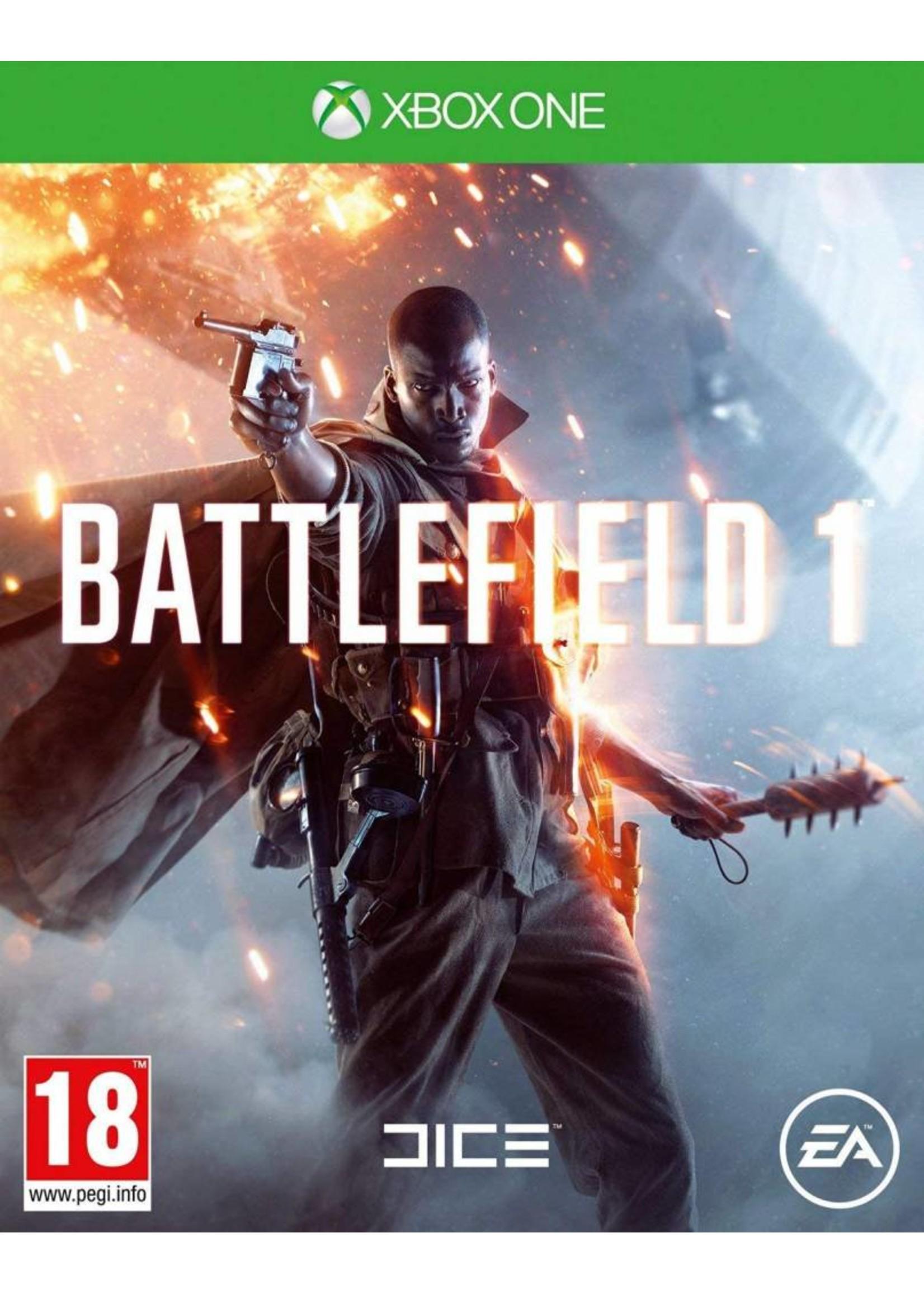 Battlefield 1 - XBOne PrePlayed