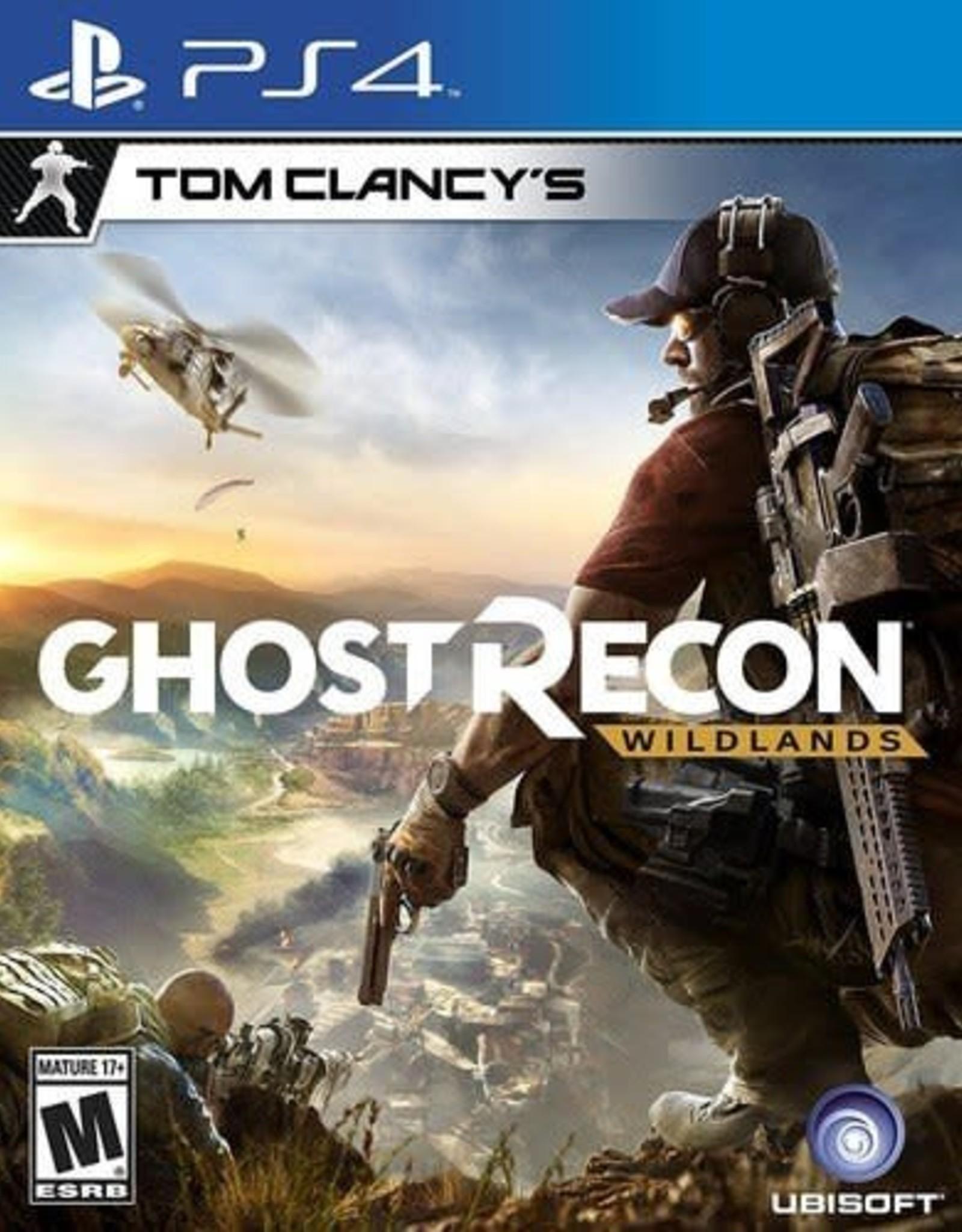 Ghost Recon Wildlands - PS4 PrePlayed
